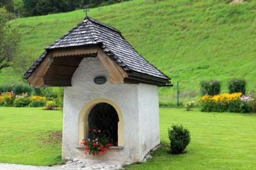 Wayside Chapel Chapel House Of Prayer Patron Saint