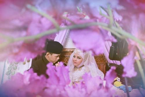 Wedding Candid Love Flower Event Heart Day
