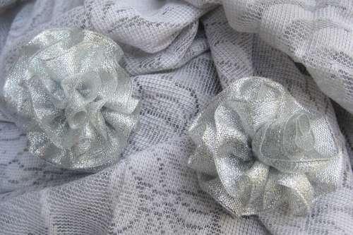 Wedding Rose Brooch Vintage Love Flower Craft