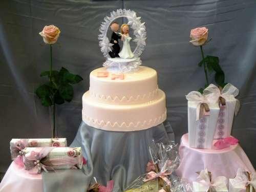 Wedding Cake Confiserie Cake Marriage Thurgau