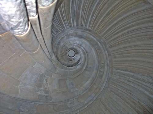 Wendelstein Stairs Eye Spiral Staircase Spiral
