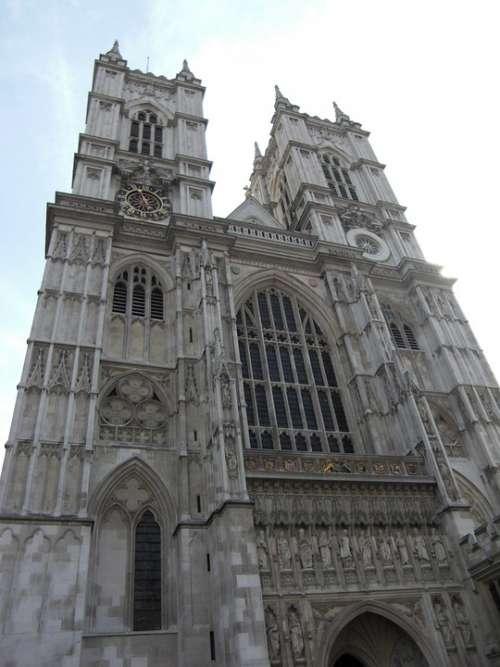 Westminster Abbey Church London England Abbey