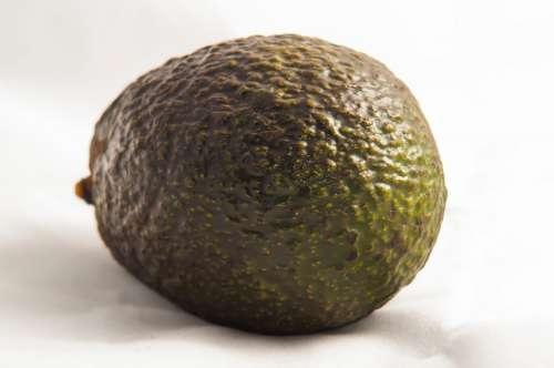 White Avocado Close-Up Color Core Delicious Diet