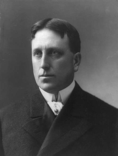William Randolph Hearst Publisher Man Person Famous