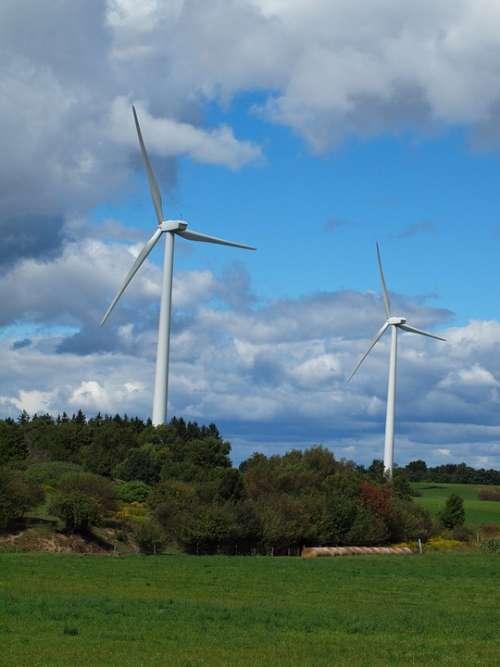 Wind Turbine Wind Turbine Energy Harness Energy