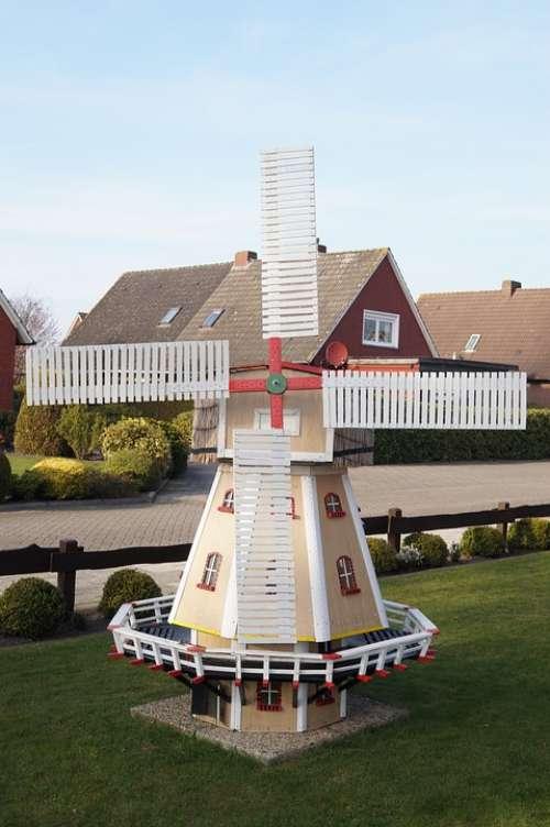 Windmill Modelling Eigenbau Nostalgic