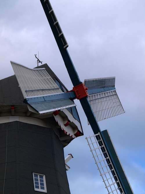 Windmill Windräder Mill