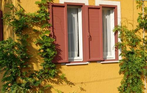 Window Italy House Building Shutter