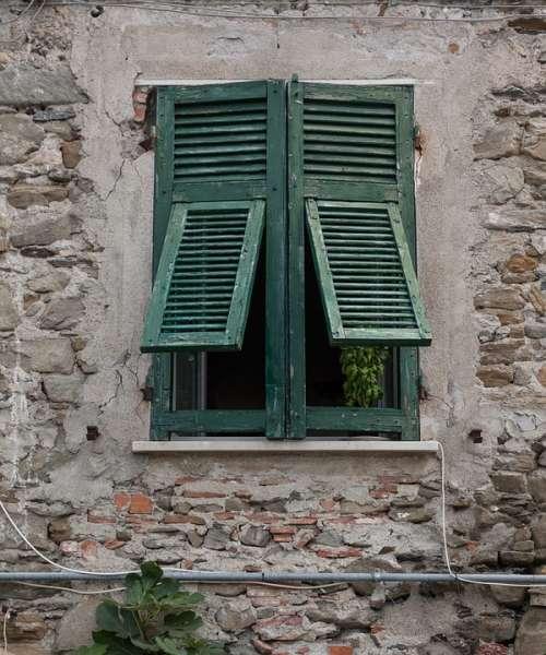 Window Italy Shutters