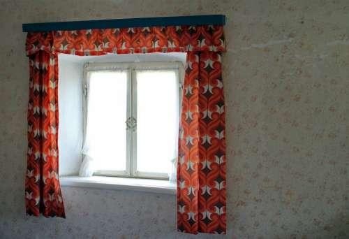 Window Wood Wooden Windows Window Sill Curtains