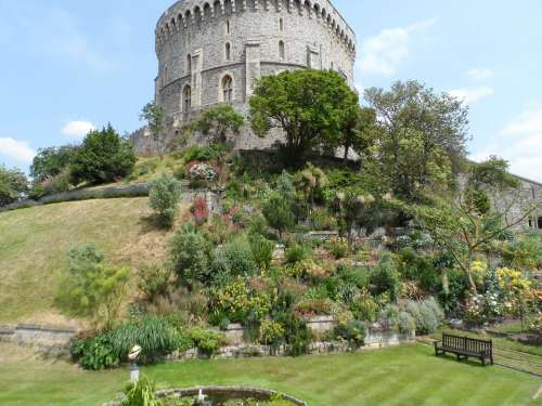 Windsor Castle Castle Architecture England