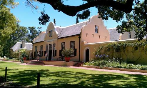 Winery Ver Gel Gene South Africa House