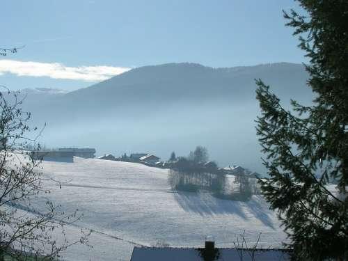 Winter Snow Cold Winter Magic Winter Dream Wintry