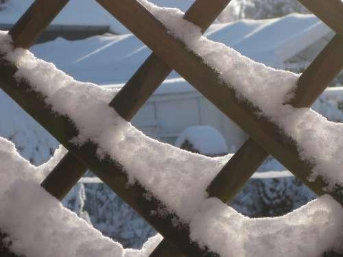Winter Winter Magic Frost Snow Wintry