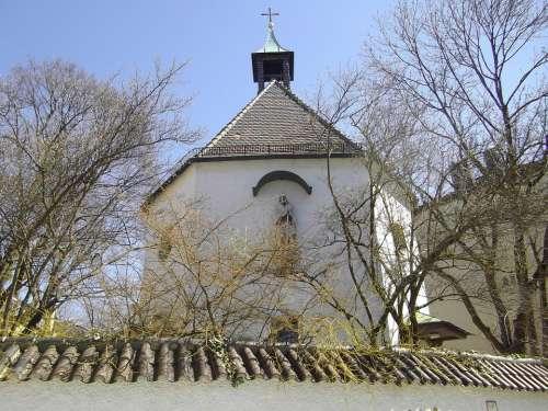 Winthirkirche Munich Winthirstrasse Neuhausen