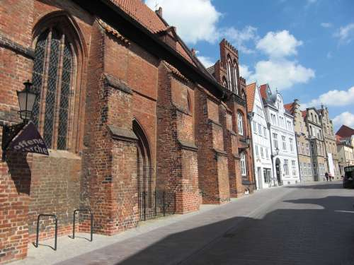 Wismar Baltic Sea Hanseatic City Hanseatic League
