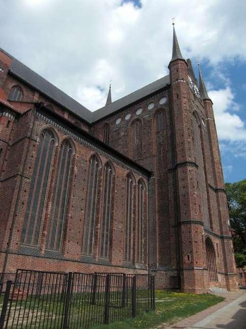 Wismar Baltic Sea Hanseatic League Hanseatic City
