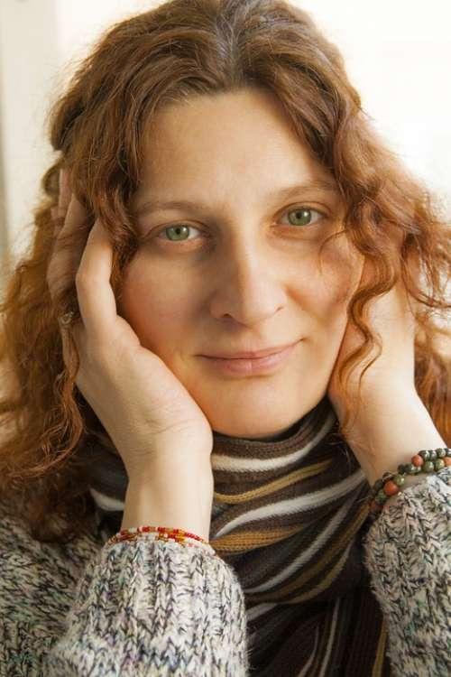 Woman Portrait Smile