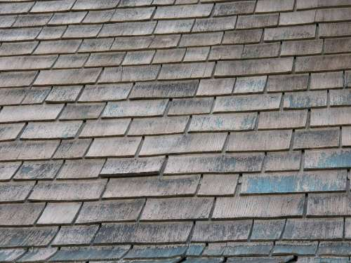 Wood Wooden Shingles Background Backgrounds Wall