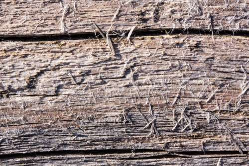 Wood Structure Fund Fibrous Old Weathered Cracks
