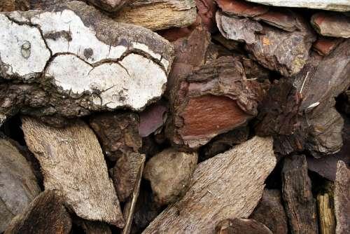 Wood Fir Ground Cover Natural Garden Shavings