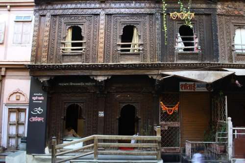 Wooden House Heritage Woodwork