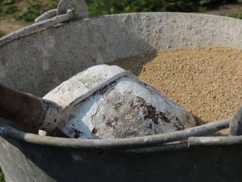 Work Mason Sand Bucket