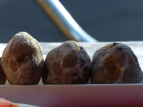 Wrinkly Potatoes Canarian Wrinkly Potatoes Potatoes