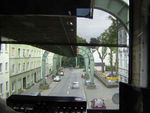 Wuppertal Schwebebahn Bergisches Land Germany