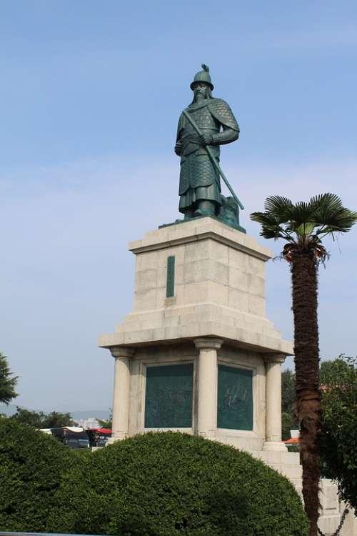 Yongdusan Busan Yi Sun Sin