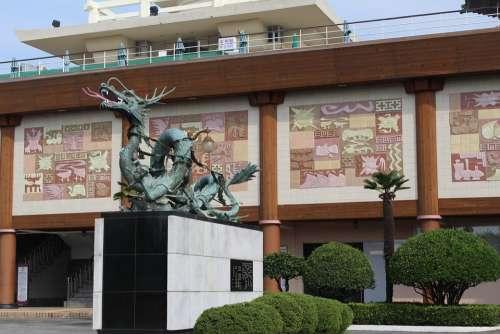 Yongdusan Dragon Busan