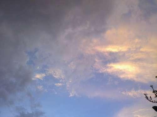 You Beckoning Sky Blue