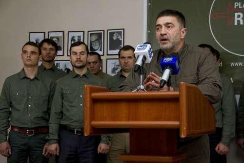 Yuri Rosca Ppcd Moldova Election