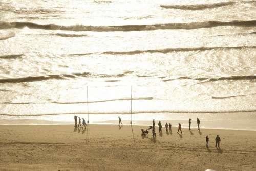 Zandvoort Human Personal Backlighting Sparkle