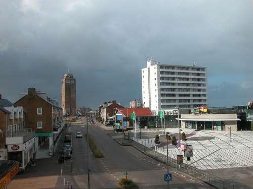 Zandvoort Netherlands Holland Noord Holland Coast