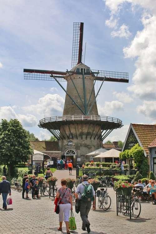 Zeeuws Vlaanderen Province Zeeland Netherlands Sluis