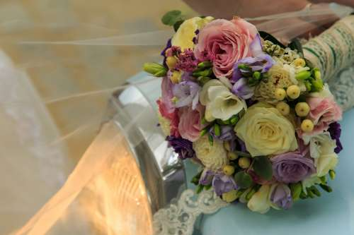 Bride Buchet