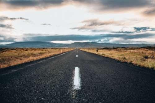 Asphalt Highway Photo
