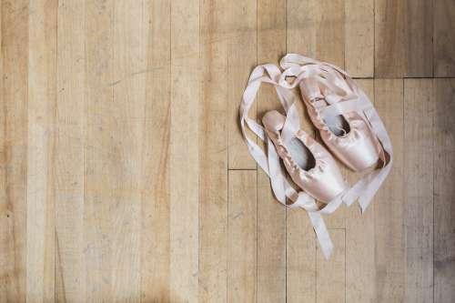 Ballet Dance Shoes Photo