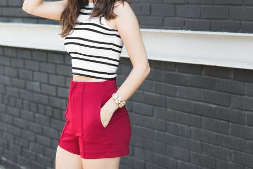 Bold Summer Outfit Photo