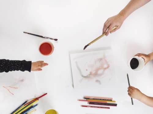 Childrens Art Activities Photo