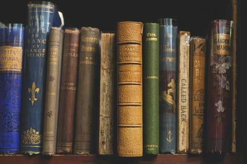 Classic And Rare Books Photo