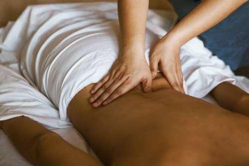 Deep Tissue Massage Photo