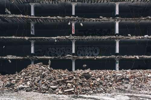 Demolition Building Photo