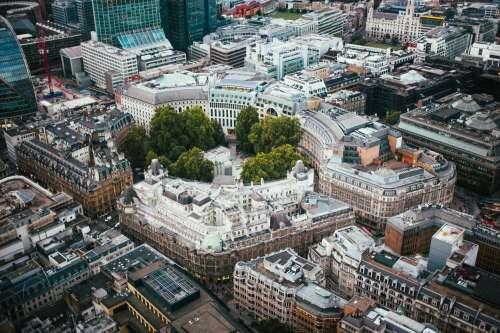 Downtown London England Photo