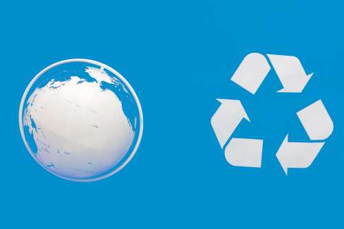 Earth Recycle Photo