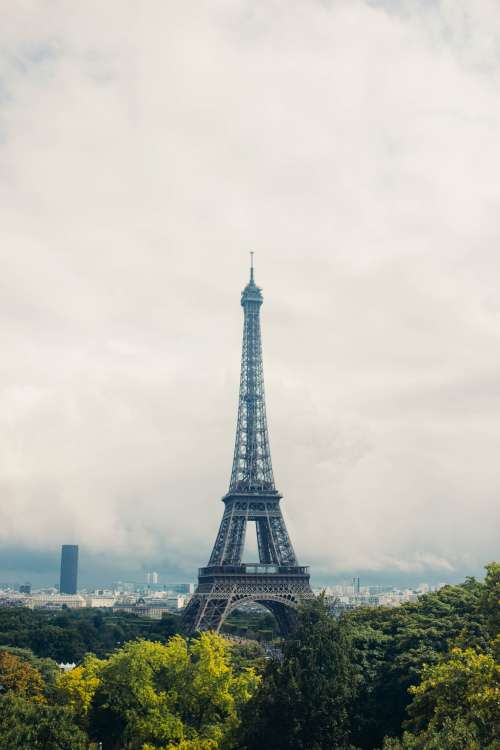 Eiffel Tower France Photo