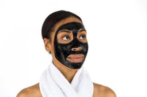 Face Mask at the Spa Photo