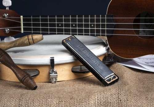Folk Music Instruments Photo