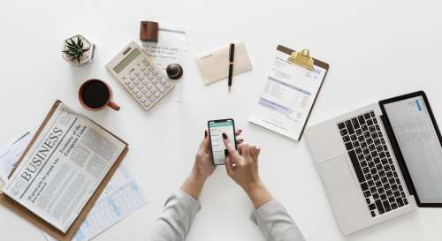 Getting Business Finances In Order Photo